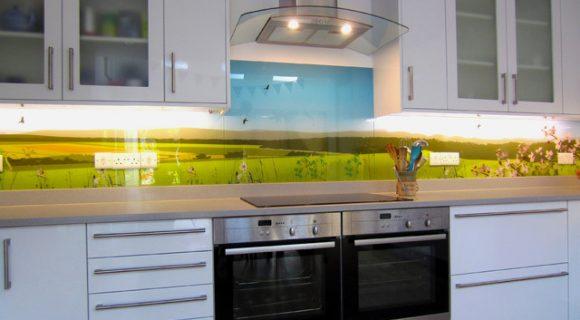 شیشه چاپدار یا شیشه اسپندرال