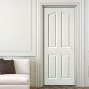 درب چوبی mdf
