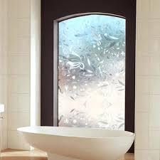 شیشه مشجر حمام