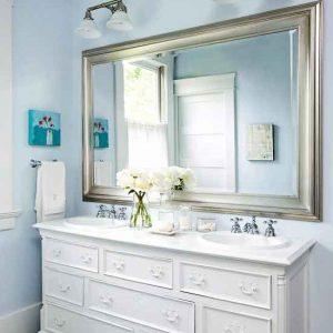 آینه نقره ای