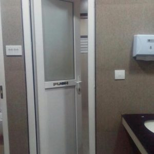 درب دستشویی