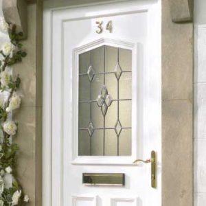 درب pvc