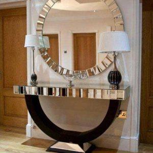 آینه کنسول مدرن