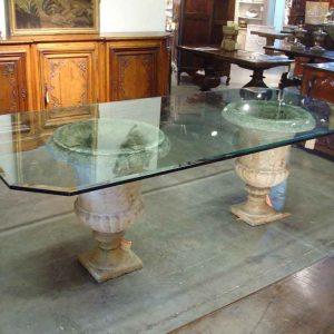 قیمت شیشه روی میز