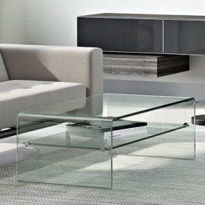 شیشه میز وسط مبل