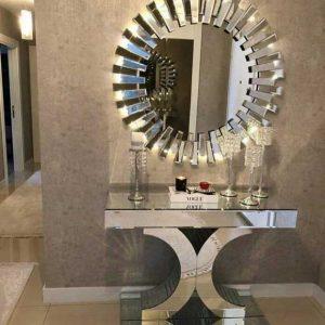 آینه لاکچری