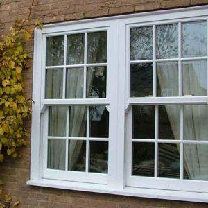 پنجره upvc وین تک