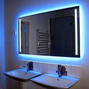 آینه نورپردازی
