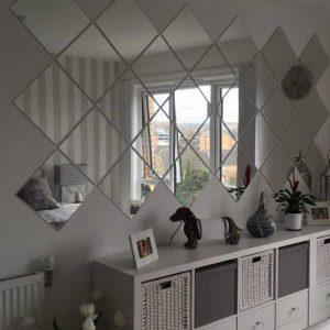 آینه کاری خانه