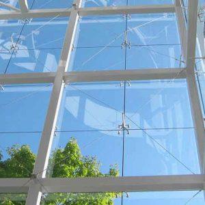 شیشه لامل
