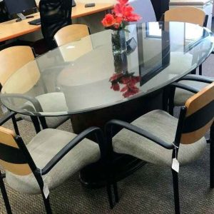 شیشه میز