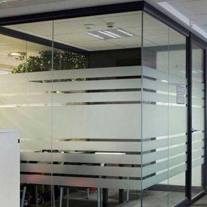 شیشه مدرن