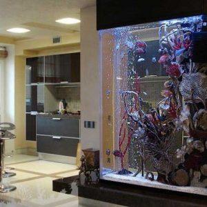 شیشه کریستال آکواریوم