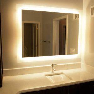 آینه سنوسور نوری