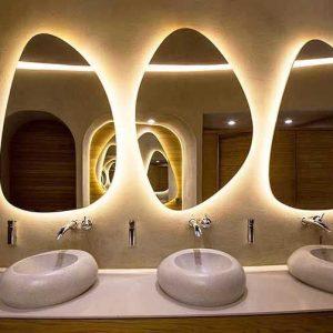 آینه لمسی