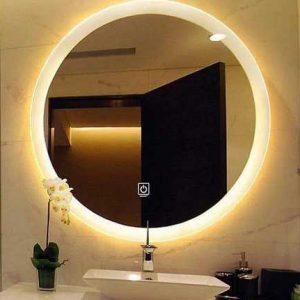 آینه با نور مخفی