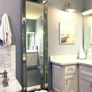 آینه قدی دیواری