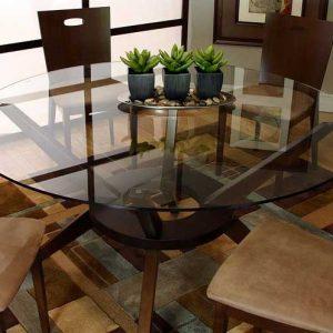 قیمت شیشه میز