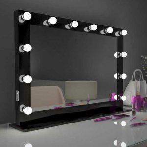 آینه لامپی