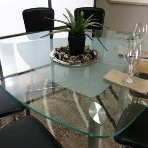 انواع شیشه رومیزی