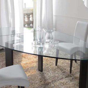 شیشه میز ناهارخوری
