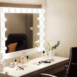 قیمت آینه چراغ دار