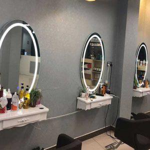آینه چراغ دار آرایشی