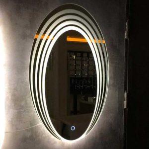 آینه ضد بخار